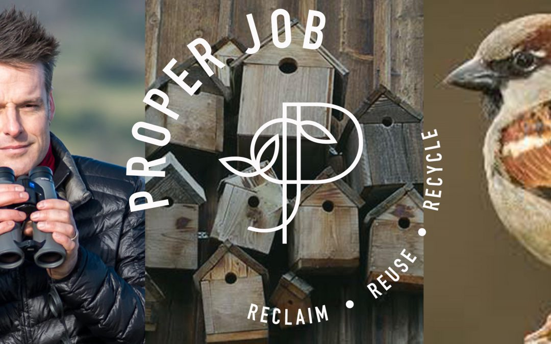 FREE Bird Box making Workshop with Nick Baker