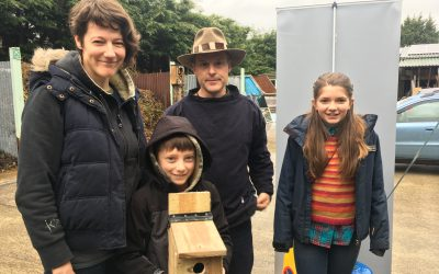 Bird Box Workshop with Nick Baker