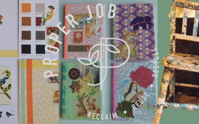 Recycled Papercraft Workshop