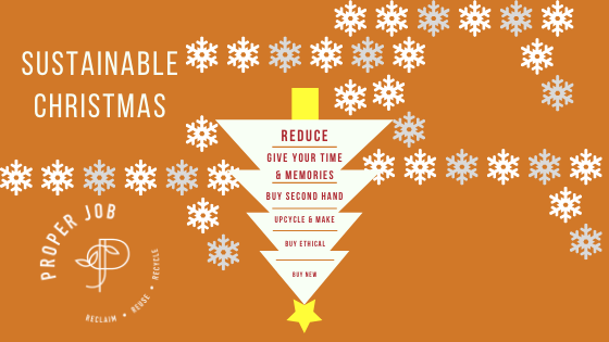 Tips for a more Sustainable Christmas